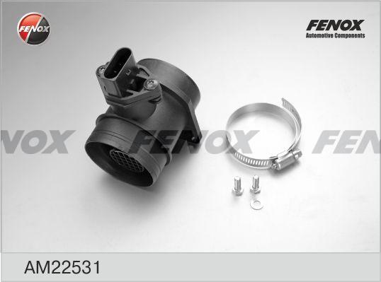 Датчик расхода воздуха FENOX AM22531 Audi A3 00-10 1.9TDi, A4 01-04 1.9TDi; VW Passat 05-08 1.9TDi, Golf 00-09 1.9TDi, Caddy/Touran 04-10 1.9TDi, Multivan/Transporter 03-09 1.9TDi; Skoda Octavia 00-10 1.9TDi, Superb 08- 1.9TDi, Fabia 00- 1.4/1.9TDi; Seat