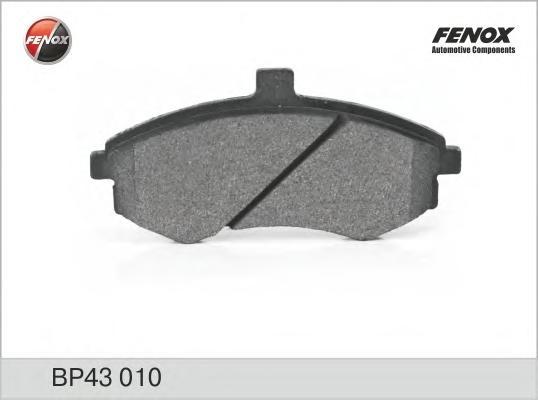 Колодки передние Hyundau Elantra 1,6-2,0 (XD) 03- BP43010