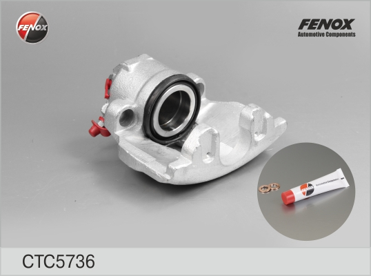 Суппорт FENOX CTC5736 Audi A4 95-08, A6 97-05; Seat Exeo 08- ; Skoda Superb01-08; VW Passat 96-05