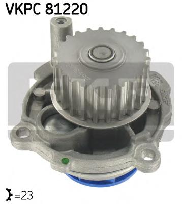 Водяная помпа VKPC81220