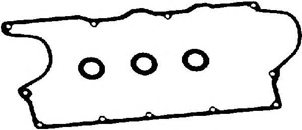 Прокладка крышки ГБЦ в комплекте HONDA-ACURA-ISUZU-OPEL-VAUXHALL 92-] 6VD1... 3165 CC