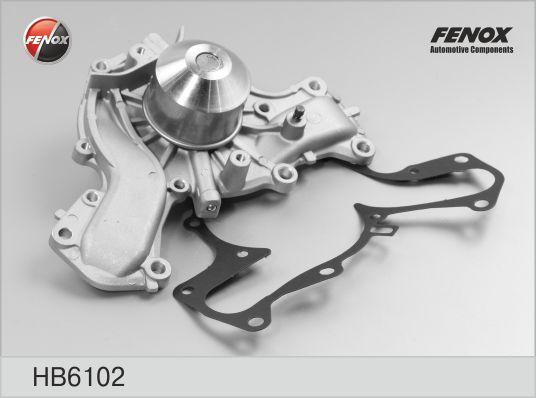 Помпа FENOX HB6102 MMC Pajero 90- 6G72 (12V)