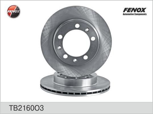 Диск тормозной вентил, УАЗ 3160 TB2160O3