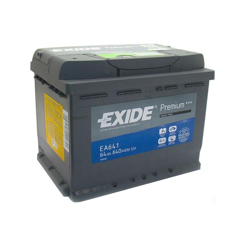 Аккумуляторная батарея 64Ah 640A