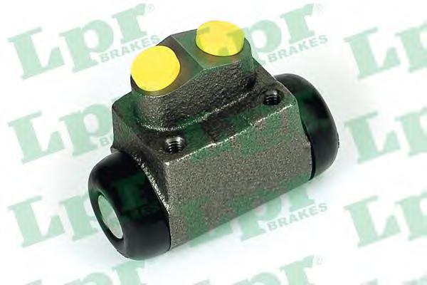 Цилиндр тормозной LPR 4259 FORD FOCUS D20.64 рабочий