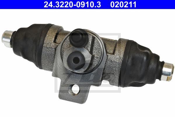Цилиндр тормозной рабочий VW: TRANSPORTER IV c бортовой платформой/ходовая часть (70XD) 1.9 D/1.9 TD/2.0/2.4 D/2.4 D Syncro/2.5/2.5 Syncro/2.5 TDI/2.5 TDI Syncro 90-03, TRANSP