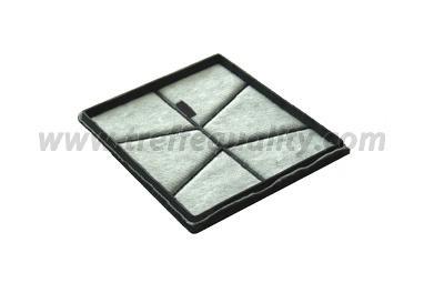 Фильтр салона 3F Quality 714 /угольный/ SKODA Roomster 10/2010 >