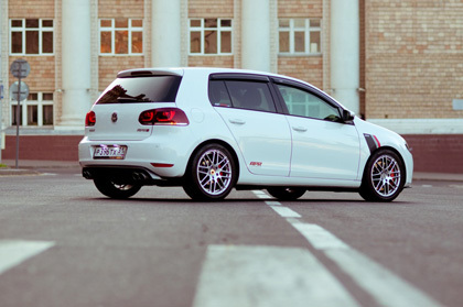 Eibach VW Golf VI