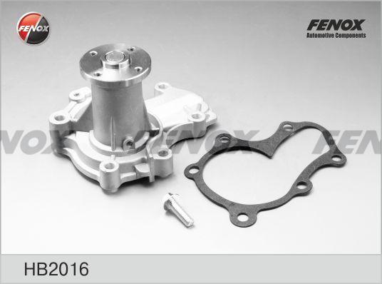 Помпа FENOX HB2016 Mitsubishi Colt/Lancer 1.3/1.5 12V 95-