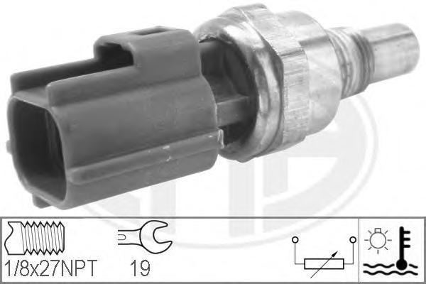 Датчик температуры охлаждающей жидкости FORD: COUGAR (EC) 2.0 16V/2.5 V6 24V 98-01, MONDEO II (BAP) 1.6 i 16V/2.5 24V/2.5 ST 200 96-00, MONDEO II седан (BFP) 1.6 i 16V/2.5 24V/2.5 ST 20
