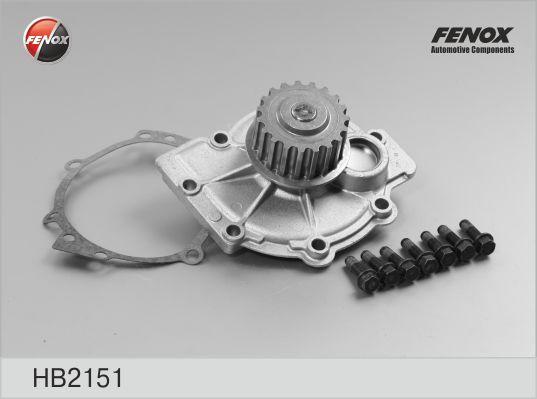 Помпа FENOX HB2151 Renault Laguna/Safrane 2.0 16V 95-/Volvo 850/V40 1.6-2.5 91-
