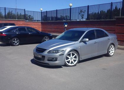 Eibach Mazda 6 MPS