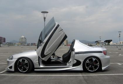 Eibach Honda CRX