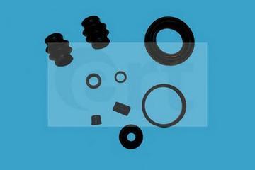 Ремкомплект тормозного суппорта OPEL: ASTRA G Наклонная задняя часть 98-05, ASTRA H 04-, ASTRA H GTC 05-, ASTRA H универсал 04-, MERIVA 03-, ZAFIRA 99-05