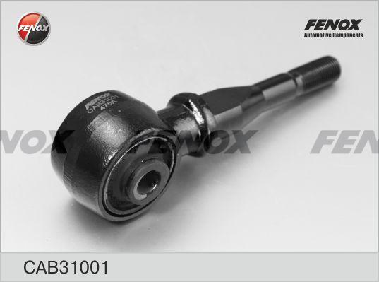 С/блок FENOX CAB31001 Hyundai Sonata IV (EF) 98-01, Sonata V (new EF) 01-, XG 98-; KIA Magentis 00-05 переднего верхнего рычага с кронштейном