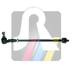 Тяга рулевая с нак. п. с г/у TRW VW: GOLF/ VENTO 1.4-2.8/1.8D 91-