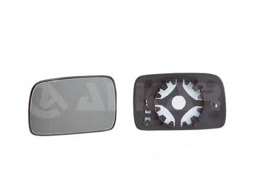 Стекло зеркала лев асферич VW: POLO III (1994-99) , POLO CLASSIC (1995-01)