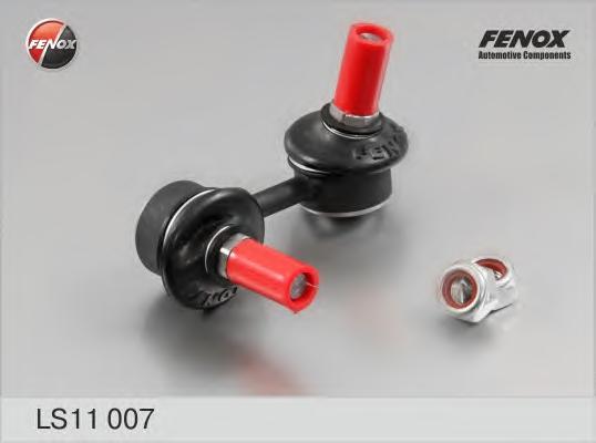 Тяга стабилизатора передняя левая Hyundai Accent 99-, Accent LC 02-, Matrix 01-, 07- LS11007