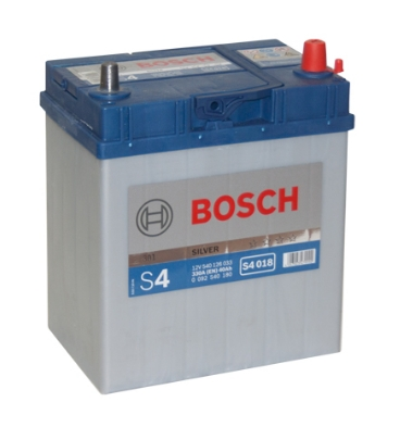 Аккумулятор Bosch Asia 40 а/ч о.п яп. ток 330 187 х 127 х 227