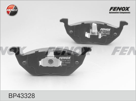 Колодки задние Ford Maverick 2,0-3,0, Mazda Tribute 2,3-3,0, 04- BP43328