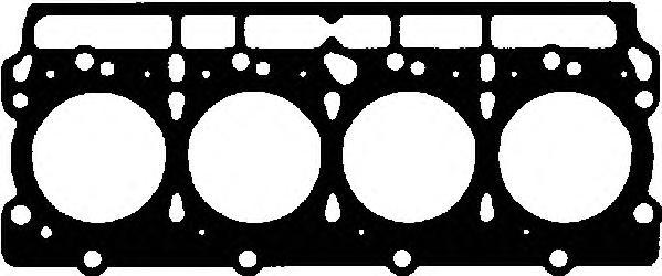 Прокладка ГБЦ FORD: TRANSIT TOURNEO 2.4 D/2.5 DI/2.5 TD 94-00, TRANSIT c бортовой платформой 2.5 DI/2.5 DI/2.5 DI/2.5 TD/2.5 TD 94-00, TRANSIT c бортовой
