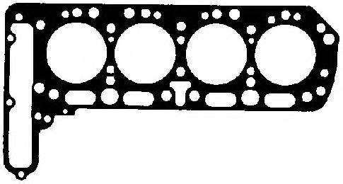Прокладка ГБЦ MB W123 2.0D/2.2D OM615 76