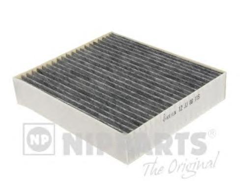 Фильтр салона NIPPARTS J1345009 MMC COLT 04- SMART 03- уголь