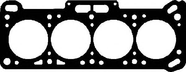 Прокладка ГБЦ MI, Hyundai 4G61 1.6 16