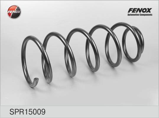 Пружина FENOX SPR15009 Chevrolet Aveo/Daewoo Kalos 02- 1.2, 1.4 передняя = 96535004
