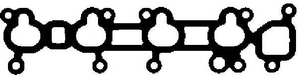 Пр.впуск.коллектора MITSUBISHI 1996-] 4G13 ... 12