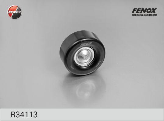 Ролик натяжителя FENOX R34113 FORD Mondeo III/ Fiesta Fusion