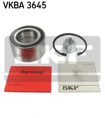 Подшипник ступицы VKBA3645