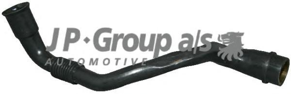 Шланг вентиляции картера двигателя AUDI A-3; SKODA