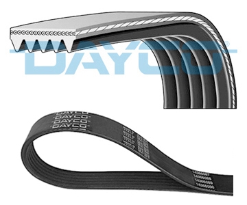 Ремень ручейковый DAYCO 5PK628EE Ford Mondeo/S-Max 2.5 07-/Volvo S80 2.5T/2.4D/D5 06-
