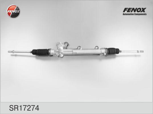 Рейка рулевая Ford Mondeo III SR17274