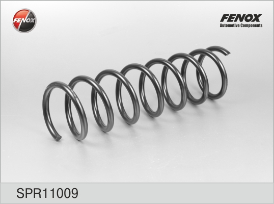 Пружина задняя Ford Focus II 05- 1,4, 1,6, 1,8 SPR11009