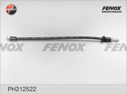 Шланг тормозной FENOX PH212522 VW Sharan 1,8-2,8 95-00