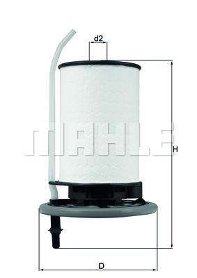 Фильтр топливный OPEL/FIAT 1.3D-3.0D 10-