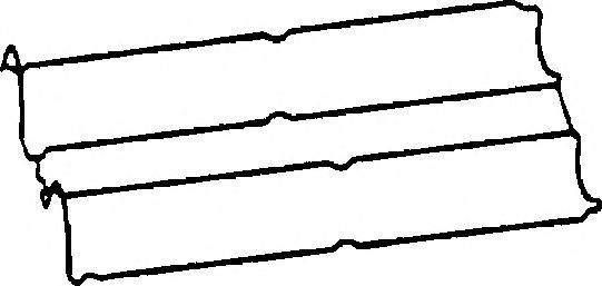 Прокладка крышки ГБЦ FO 1,8-2,0 Fo I,Mo,Tr 02-