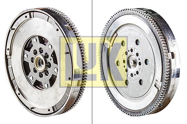 Маховик двухмассовый AUDI: A4 00-04, A4 04-, A4 Avant 01-04, A4 Avant 04-, A4 кабрио 02-, A6 00-05, A6 Avant 00-05, A8 00-02, ALLROAD 00-05, SKODA: SUPERB 02-, VW: PA