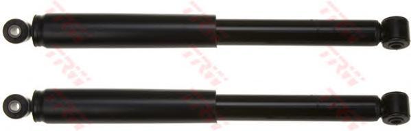 Амортизатор TRW JGT228T !цена за шт., продавать комплектом! FORD GALAXY 1995 - 2006 задн.