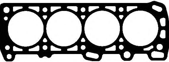 Прокладка ГБЦ Mitsubishi Galant 1.8 4G37/G37B 87