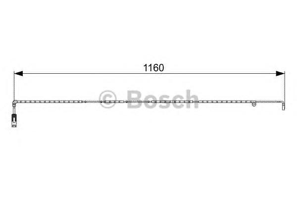 Сигн, контакт износа покр, 1987473055