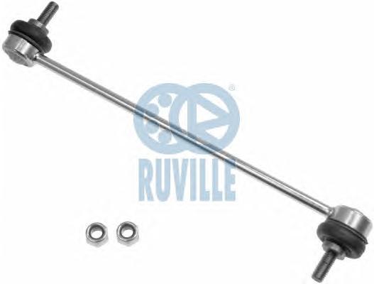 Тяга стабил. RUVILLE 915875 (300mm) OPEL Corsa-D/FIAT Punto 06- пер.