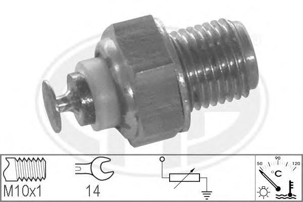 Датчик температуры охлаждающей жидкости AUDI: 100 (44, 44Q, C3) 1.8/1.8 KAT/1.8 quattro/1.8 quattro KAT/2.0 KAT/2.0 D/2.0 D Turbo/2.2 KAT/2.2 quattro KAT/2.2 E Turbo quattro/2.2 Turbo/2