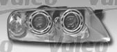 Фара лев (ксенон) VW: TOUAREG (7LA, 7L6, 7L7) 2.5 R5 TDI/3.0 V6 TDI/3.2 V6/3.6 V6 FSI/4.2 V8/5.0 V10 TDI/6.0 W12 02-10