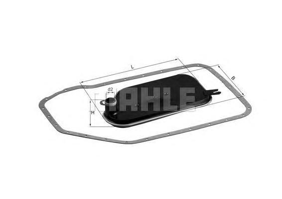 Фильтр АКПП +прокладка AUDI A4/A6/A8 ,VW Passat B5