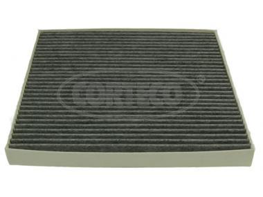 Фильтр салона угольный (CC1278) 80000816