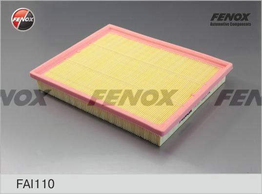 Фильтр воздушный FENOX FAI110 OPEL Astra-G/H