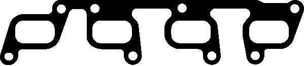 Прокладка вып. коллектора VAG 2.0TDi